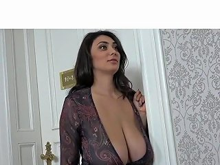Big Boobs Hotel Room